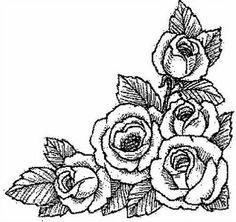 Desenhar: Desenhos de flores