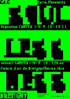 vier 5 for CAC cac, poster, vier, meta