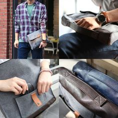ithinkso iPad Clutch | the Hach