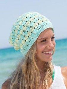 Laguna Beach Slouchy + Video Tutorial - The Crochet Crowd