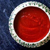 Mexican Red Chili Sauce Recipe
