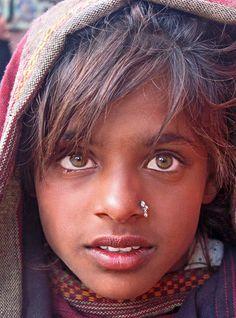 Ladakh girl (Leh) India