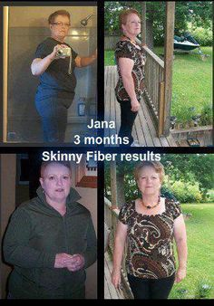 Check out Jana!! She took the Skinny Fiber challenge!! Get yours Today It Flat Out Works!!! Order your supply: http://skinny_1719268.eatlessfeelfull.com/ OR Join the 90 Day Challenge with me http://skinny_1719268.sbc90.com/ Or earn great money http://skinny_1719268.onebigpowerline.com/