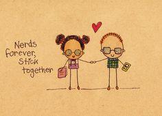 Too cute #geek