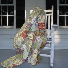 Greenland Home Fashions Blooming Prairie quilt
