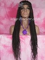 BOX BRAIDED WIG~Justice BB12