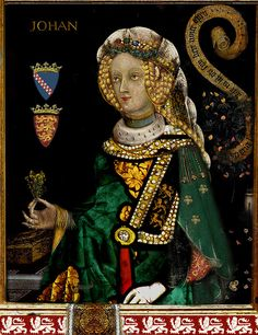 JOAN PLANTAGENET QUEEN OF SICILY...daughter of Henry II and Eleanor of Aquitaine.