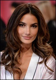 In Hairstyles We Trust: Victoria's Secret Hair (You Know, Sexy Tousled Curls) - Politics of Pretty