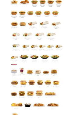 Color & Clarity & White Space. Oh My. This Can't Be A McDonald's Menu...