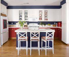 Kitchen remodel, kitchen island
