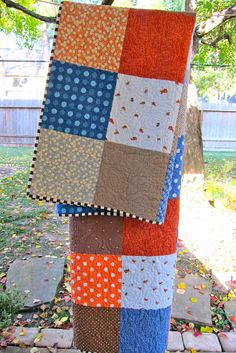 Simple quilting for starters. This is super useful; includes categories such as cutting, binding, and backing.