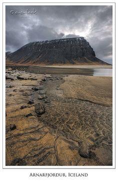 Cracked Gold, Arnarfjordur, Iceland | Flickr - Photo Sharing!