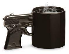 The Gun Mug