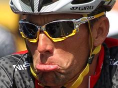 Disgraced cyclist Lance Armstrong has taken the first steps towards accepting the International Cycling Union's (UCI) decision on his doping scandal by removing his 'seven Tour de France title victories' from his Twitter bio.