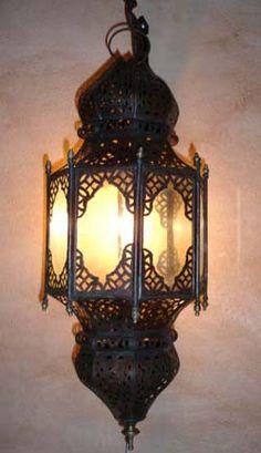 Moorish Nora lamp -light boxes