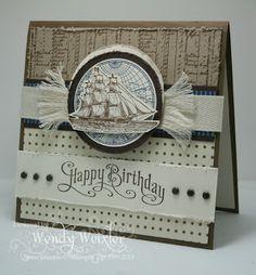Wickedly Wonderful Creations: Open Sea Birthday