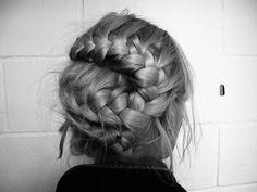 Awesome braid.