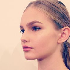 The must-copy makeup look from Gucci Spring 2015