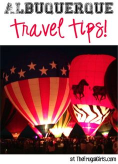 17 Albuquerque Insider Travel Tips! ~ from TheFrugalGirls.com ~ everything you need to know for your next New Mexico vacation or day trip! #trips #vacations #thefrugalgirls