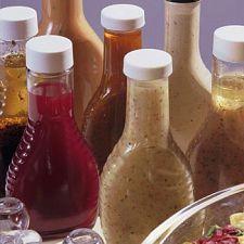 Sugar-free, Low-fat Homemade Salad Dressing Recipes | Healthy Bytes | Food