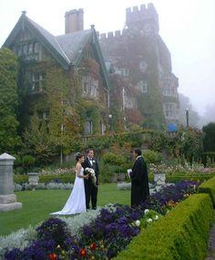Hatley Gardens - Victoria, B.C.