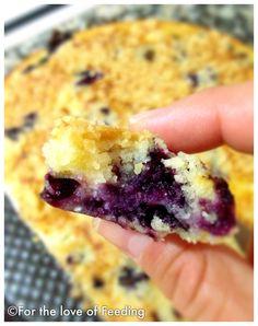 Blueberry and Cream CheeseCake