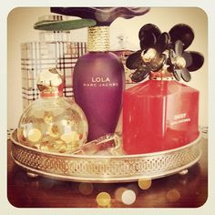 always need a perfume tray