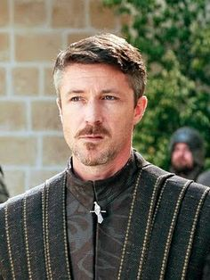 Aiden Gillen  as littlefinger game of thrones Petyr Baelish
