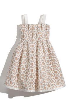 DIY girls summer dress
