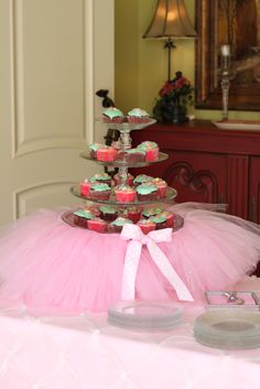 Need to remember this for a baby girl shower. or grand daughters birthday some day!