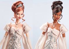 """NBDCC 2014 official convention doll, """"Midnight Celebration.""""  Reminds me of Cinderella ..."""