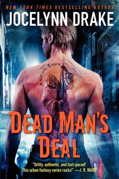 Dead Man's Deal: The Asylum Tales by Jocelynn Drake