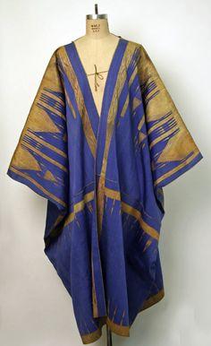 Syrian aba via The Costume Institute of the Metropolitan Museum of Art