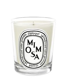 Diptyque Mimosa Mini Candle