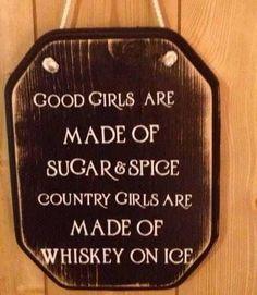 Country Girls.. hells yeah