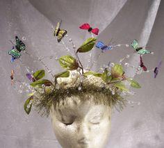 Butterfly Fairy Queen Crown