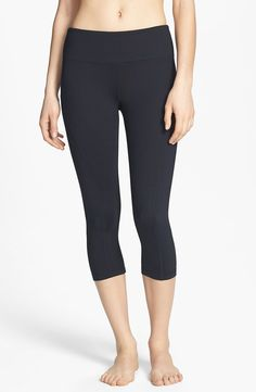 The go-to workout capris
