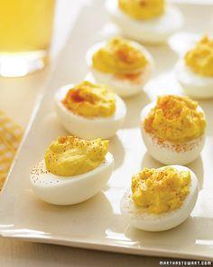 creami devil, food, drink, fun recip, yummi, deviled eggs, egg recip, lemon, devil egg