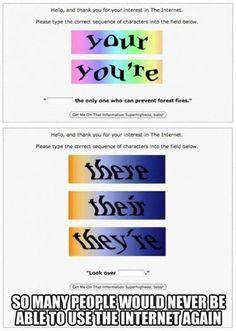 pet peev, laugh, stuff, funni, true, humor, internet, people, grammar