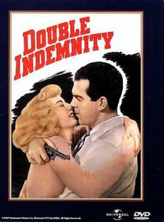 An insurance salesman and an unhappy wife conspire to murder her husband and collect his insurance policy.  Barbara Stanwyck and Fred McMurray star in this film noir classic!