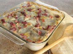 Leftover Ham Recipes dinner, potato au, leftov ham, hams, food, potatoes, au gratin, ham recipes, leftover ham