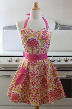 I love aprons!