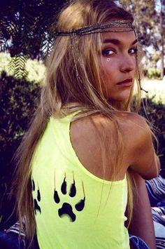summer hippie chic