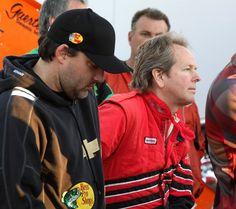 Tony Stewart  | tony stewart drivers meeting woo las vegas nv tony smoke stewart