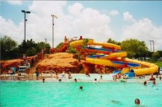 Edmond's Pelican Bay Aquatic Center is one of the best places in #Oklahoma to cool off in the hot #summer sun.
