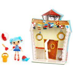 Mini Lalaloopsy Marinas Beach Day Doll