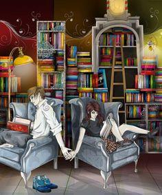 romanc, book lovers, dates, art, read books, librari, video games, relationships, wonderful life