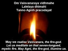 Agni Mantra (Weight Loss Mantra and much more)