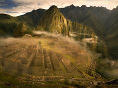 beautiful machu pichu, lost citi, mountain, peru, michael anderson, dream destinations, machu picchu, place, travel destinations