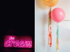 #TheCream Event Los Angeles  via @Green Wedding Shoes / Jen